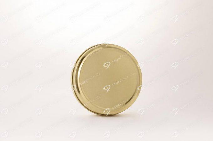 ##tt##- 9 فلزی 2 سانت بدون طلق (200 طلایی)  36551