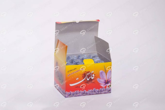 ##tt##- جعبه مادر مقوایی - جعبه مادر 12 عددی آذین کوچک  36926