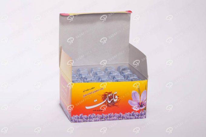 ##tt##- جعبه مادر مقوایی - جعبه مادر 20 عددی آذین کوچک  36928