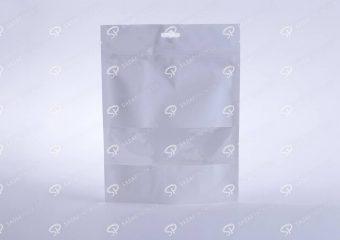 لمینت سفید پنجره دار زیپ دار 30 * 20