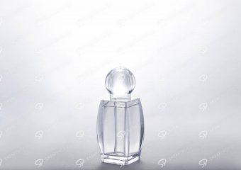 ##tt##- ظرف زعفران کریستالی طرح صدف - کوچک  37445