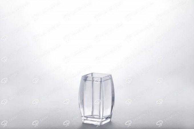 ##tt##- ظرف زعفران کریستالی طرح صدف - کوچک  37448
