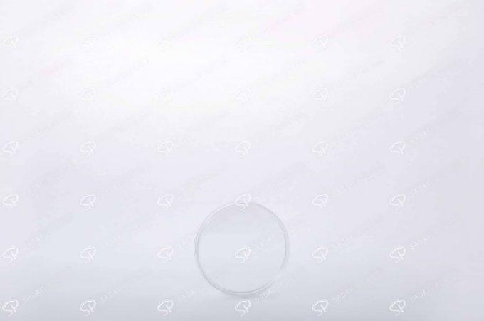 ##tt##- ظرف زعفران گرد - 5 تخت کریستال  38409