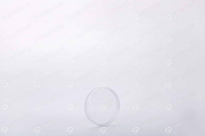 ##tt##- ظرف زعفران گرد - 5 تخت کریستال  38410