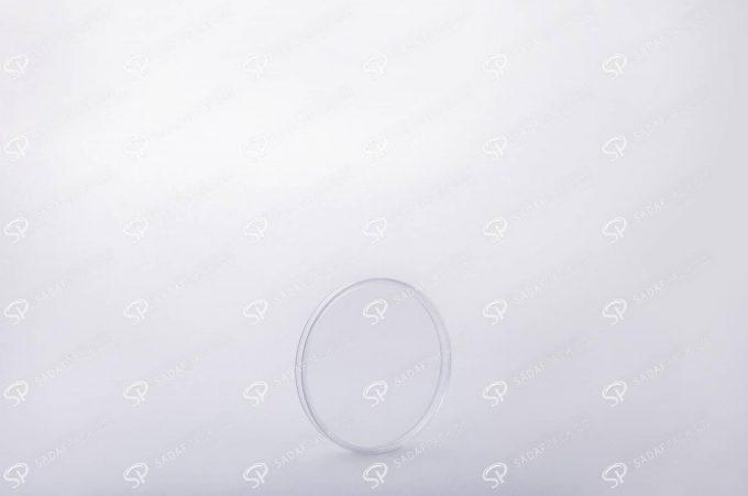 ##tt##- ظرف زعفران گرد - 6/5 تخت کریستال  37577