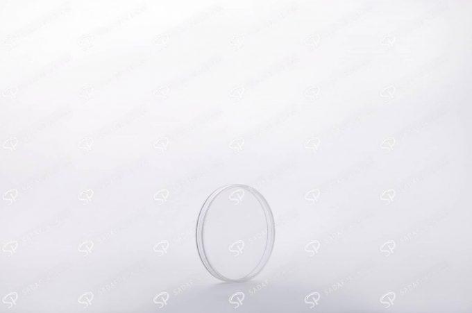 ##tt##- ظرف زعفران گرد - 5/5 متوسط کریستال  38264