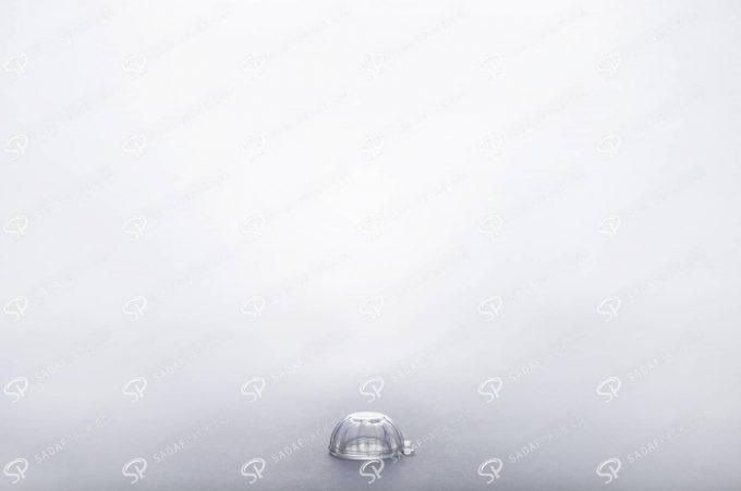 ##tt##- ظرف زعفران کریستالی طرح چشمی کوچک  37732