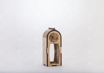 ##tt##- باکس چوبی گوهر - کوچک  38747