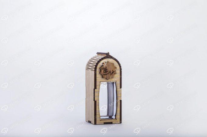 ##tt##- باکس چوبی آذین - کوچک  38735