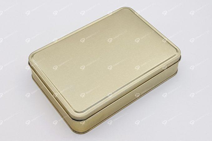 قوطی فلزی چهارگوش