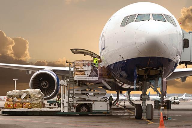 حمل و نقل هوایی زعفران صادراتی   شرکت صدف پک