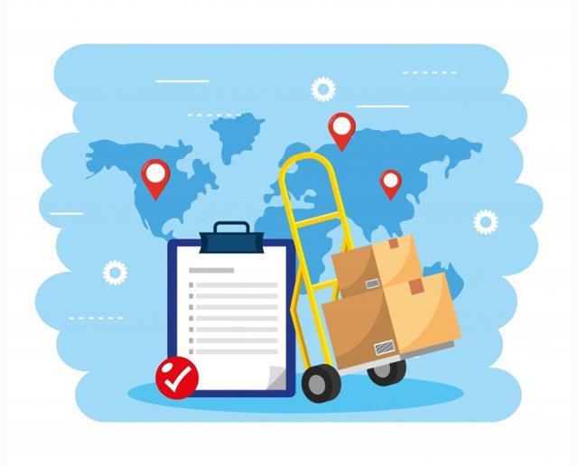 ابعاد استاندارد حمل و نقل ظروف بسته بندی صادراتی زعفران | شرکت صدف پک