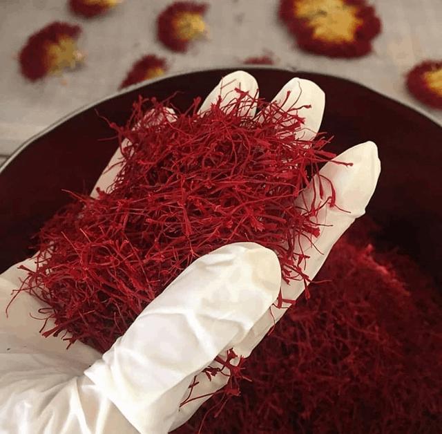 استاندارد های آنالیز کیفیت زعفران   شرکت صدف پک