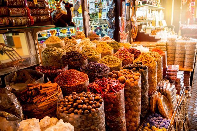 فروش عمده زعفران در دبی   شرکت صدف پک