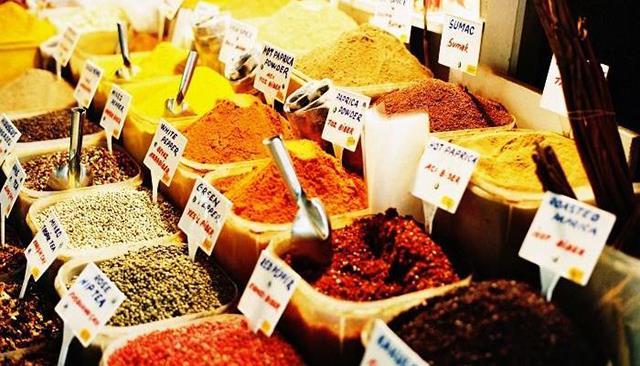 خاری بائولی مرکز فروش زعفران در دهلی   شرکت صدف پک