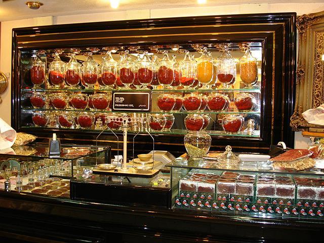 مراکز فروش عمده زعفران در ایران   شرکت صدف پک