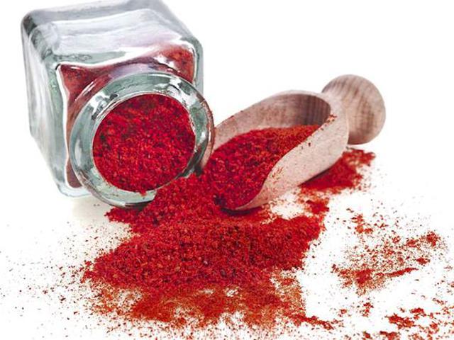 زعفران پودر شده | شرکت صدف پک