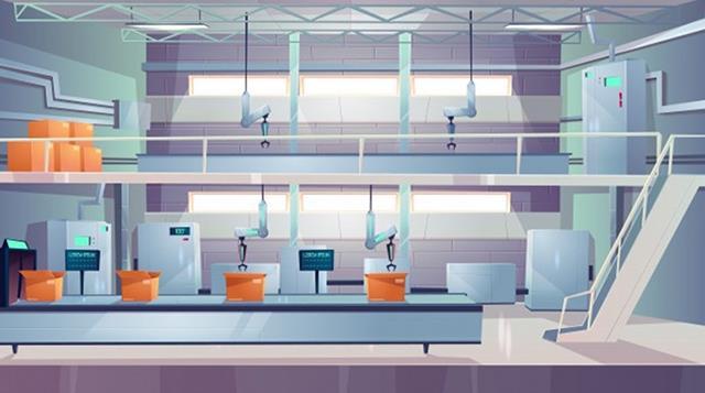 خط تولید بسته بندی زعفران   شرکت صدف پک