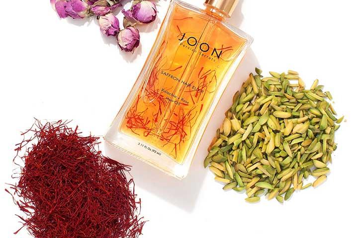 مصرف زعفران در صنایع بهداشتی   شرکت صدف پک