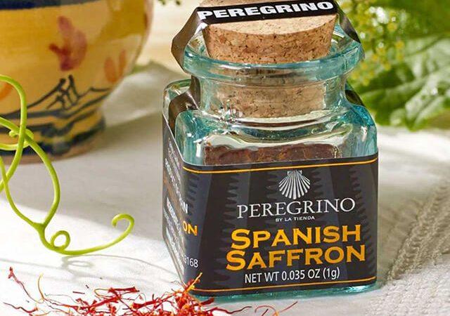 بسته بندی شیشه ای زعفران اسپانیایی | شرکت صدف پک