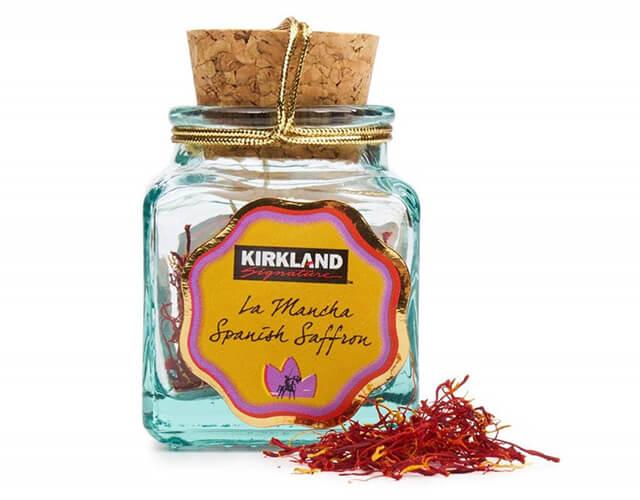 برند زعفران اسپانیایی La Mancha Saffron   شرکت صدف پک