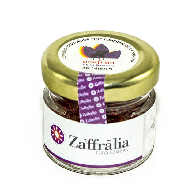 برند اسپانیایی زعفران Zaffralia   شرکت صدف پک