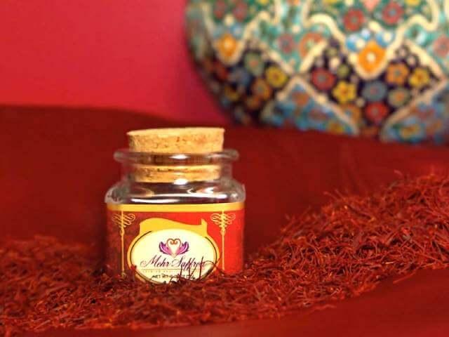 برند آمریکایی زعفران مهر | شرکت صنایع پلاستیک صدف توس