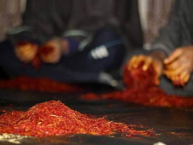 زعفران رشته ای | شرکت صدف پک