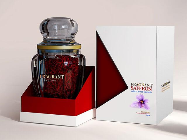 برند های برتر زعفران دنیا   شرکت صدف پک