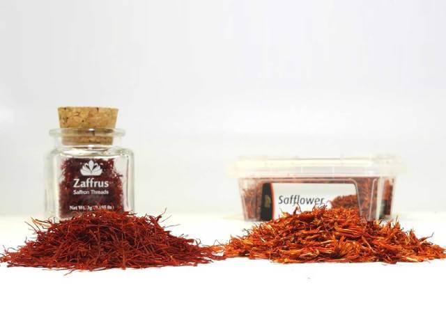 زعفران آمریکایی   شرکت صدف پک