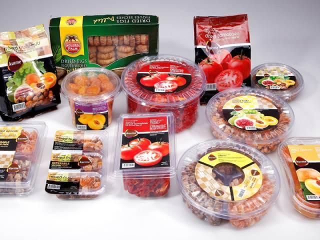 نکاتی درباره بسته بندی میوه خشک   شرکت صدف پک