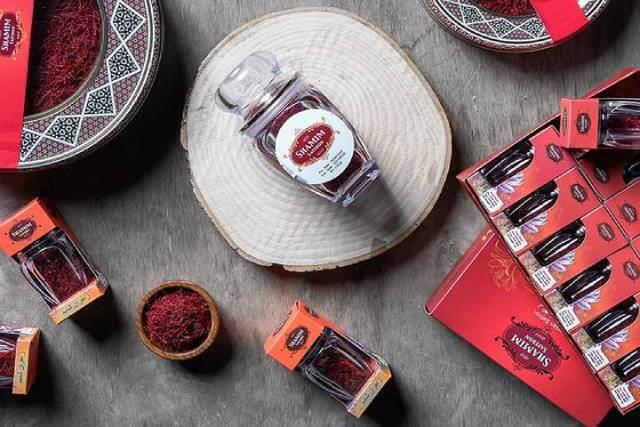انواع ظرف های صادراتی زعفران | شرکت صدف پک