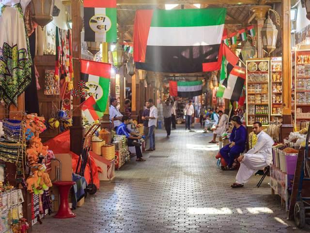 بررسی وضعیت صادرات زعفران از امارات | شرکت صدف پک