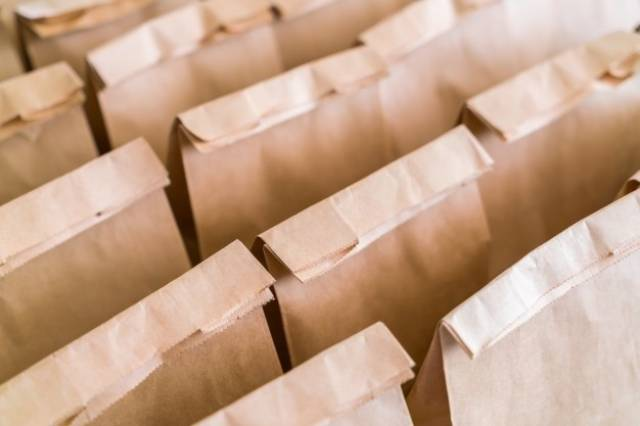 پاکت بسته بندی زعفران | شرکت صدف پک