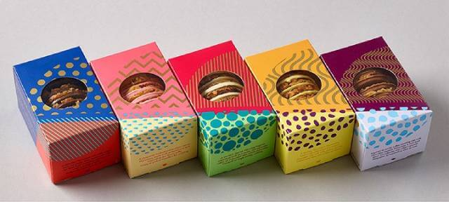 بسته بندی شیرینی کوکی و شکلات   شرکت صدف پک