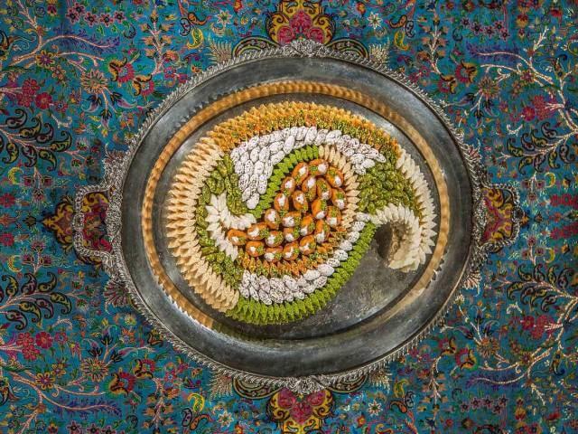 ظروف بسته بندی مخصوص باقلوا و شیرینی های سنتی   شرکت صدف پک