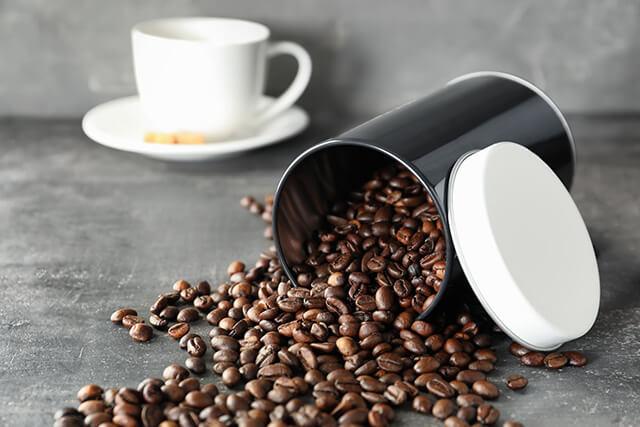 بسته بندی فلزی برای قهوه   شرکت صدف پک