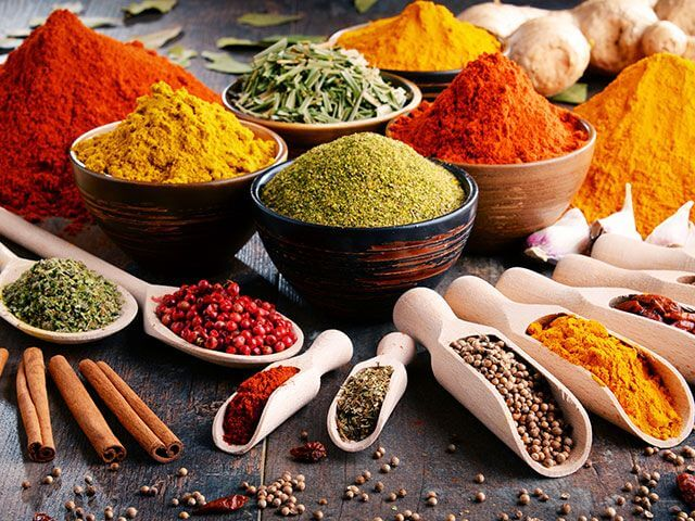 صادرات و واردات ادویه در ایران | شرکت صدف پک