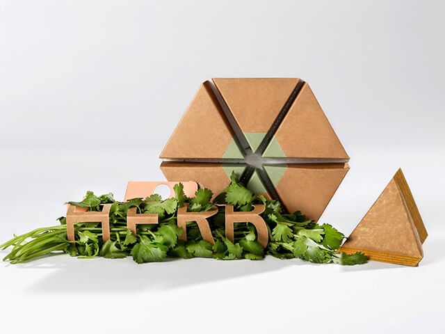 بسته بندی کرافت گیاهان دارویی | شرکت صدف پک