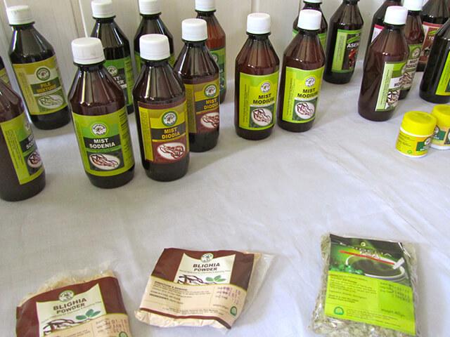 ظرف شیشه ای گیاهان دارویی | شرکت صدف پک