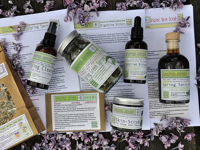 ویژگی های بسته بندی گیاهان دارویی | شرکت صدف پک