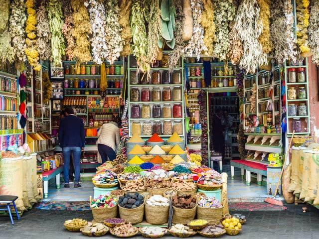 معرفی بازار تجارت زعفران در هندوستان | شرکت صدف پک