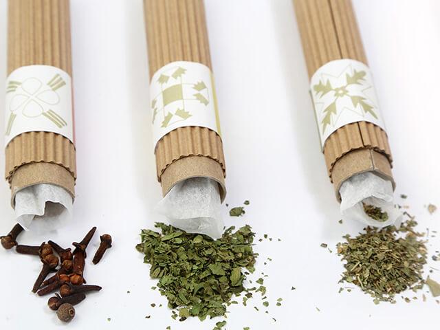 طراحی متفاوت بسته بندی گیاهان دارویی | شرکت صدف پک