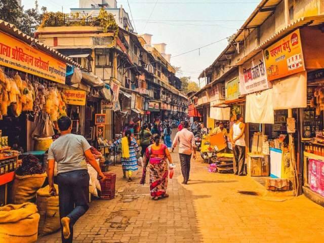 بازار زعفران در دهلی   شرکت صدف پک