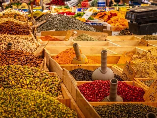 معرفی بازار های زعفران هند   شرکت صدف پک