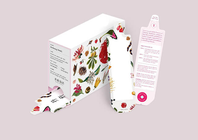 کارتن های بسته بندی گیاهان دارویی | شرکت صدف پک