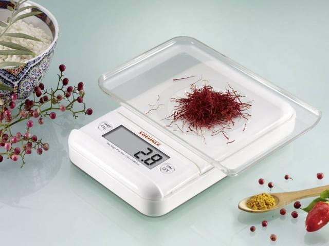 انواع ترازوی زعفران | شرکت صدف پک