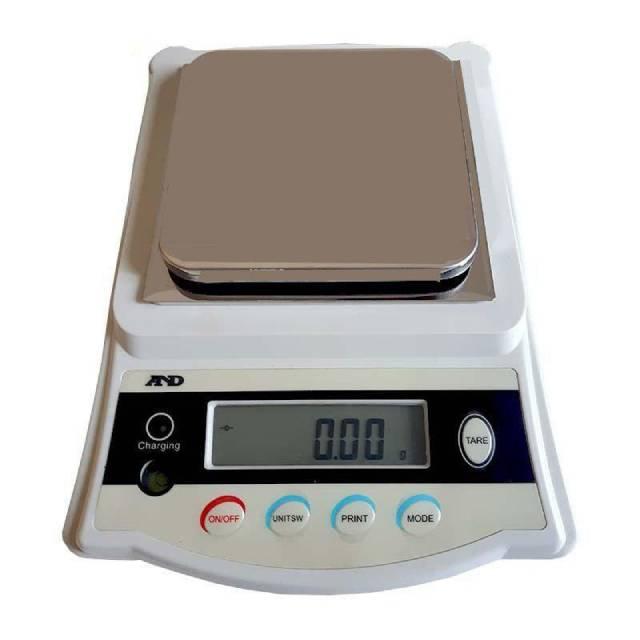 ترازوی گرمی زعفران   شرکت صدف پک