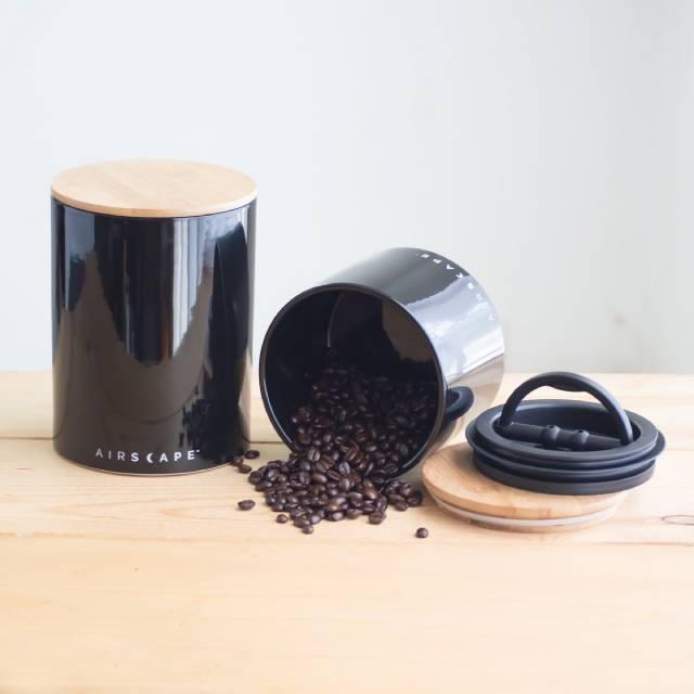 ظروف فلزی بسته بندی قهوه | صدف پک